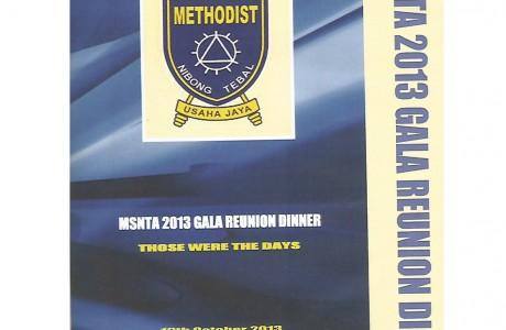 2013a Gala Dinner
